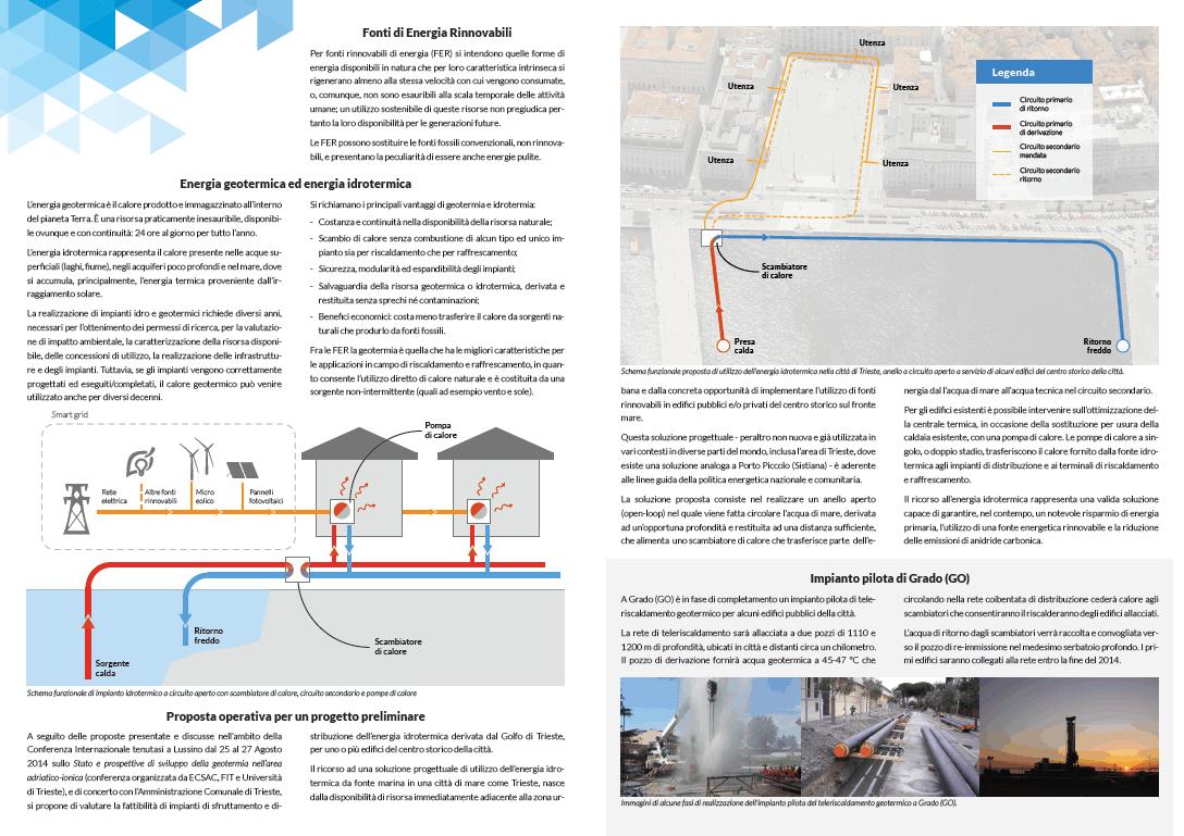 Adriatic – Jonian Geothermal platform