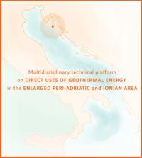 Adriatic - Jonian Geothermal platform