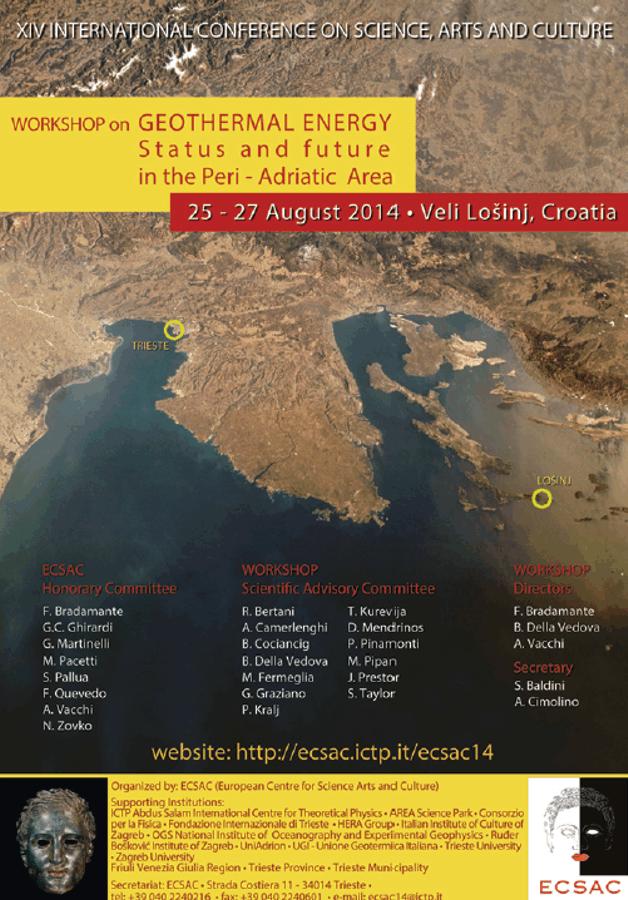 ENERGIA GEOTERMICA: Status e Futuro nella zona peri-adriatica