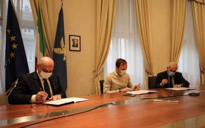 Firmato il protocollo per il nuovo progetto NASI